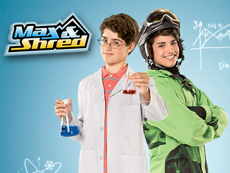 Conheça Max & Shred