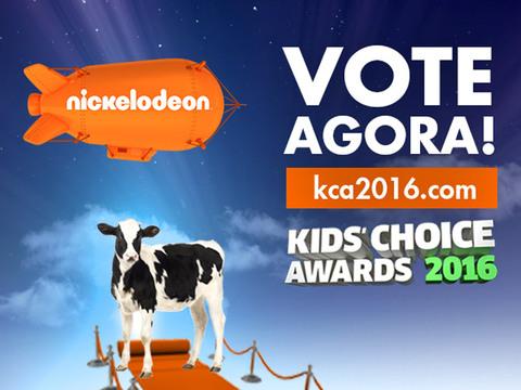 Faça parte dessa festa: vote nos seus favoritos!