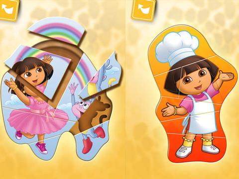 Hora de Brincar com Dora
