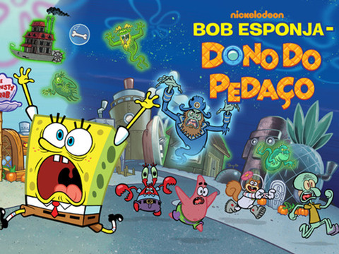 Bob Esponja Dono do Pedaço