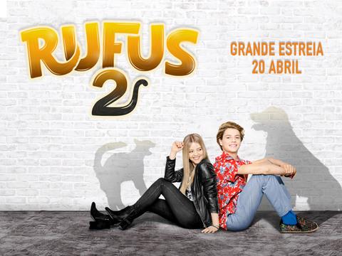 Veja o trailer de Rufus 2!
