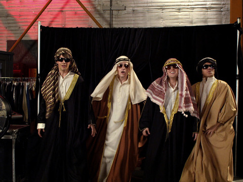 Big Time Rush | Short | Récord en cambio de Vestuario