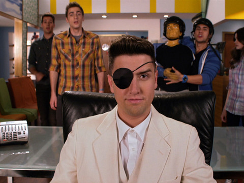 Big Time Rush | Short | O Gângster da Pegadinha