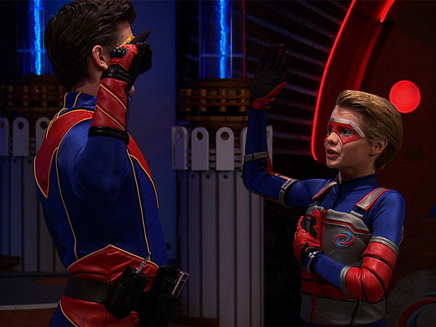 Juramento de Super-Herói | Short | Henry Danger