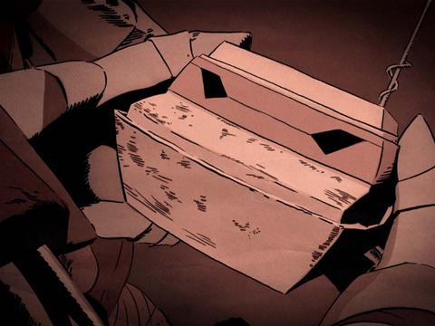 Tartarugas Ninja | Short | Adeus, Cabeça de Metal