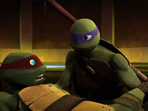 Las Tortugas Ninjas | Short | Donnie al rescate