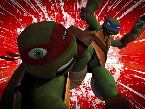 Las Tortugas Ninjas | Short | El último en Pie