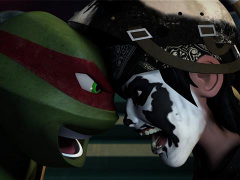 Tartarugas Ninja | Short | Casey Jones e Rapha
