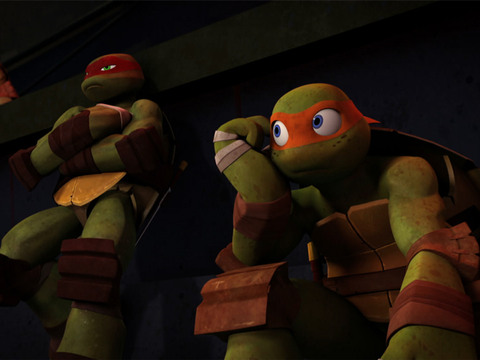 Las Tortugas Ninjas | Short | Una Tortuga Particular