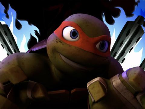 Las Tortugas Ninjas | Short | Mickey maestro de los nombres