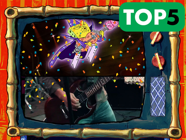 School of Rock | Short | Top 5 Rock para Festejar