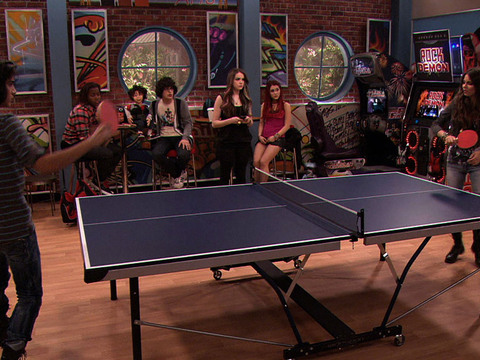 Victorious | Short | Ping-pong