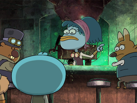 Harvey Beaks | Short | Bar El Refresco