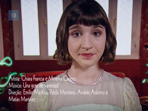 Heidi Bem-Vinda à Casa   Clipe   Una Gota de Variedad