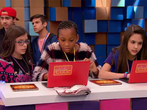 Game Shakers | Short | Garotas Programadoras