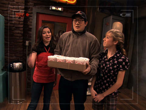 iCarly | Short | Visita Surpresa