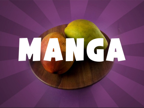 Manga Estragada | Short | Food Hunters
