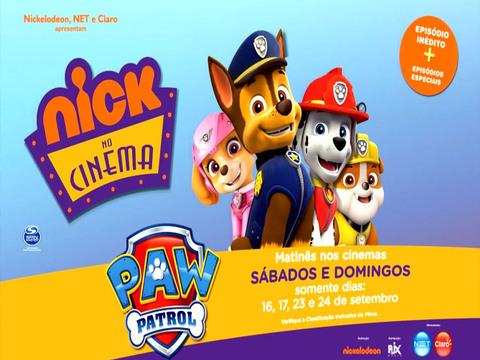 Trailer - Especial Patrulha Canina