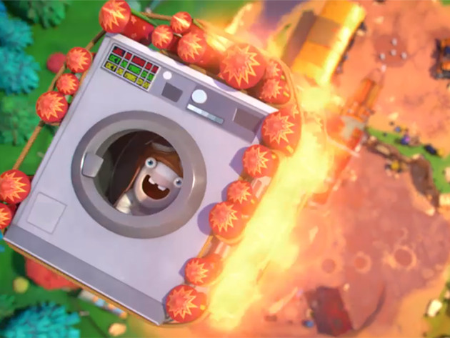 Rabbids | Short | Trailer Domingo (06/11)