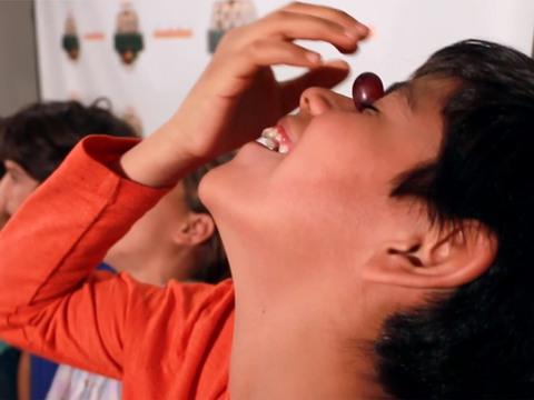 Desafio da Uva   Short   Food Hunters