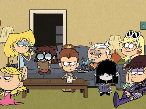 The Loud House | Short | Competição