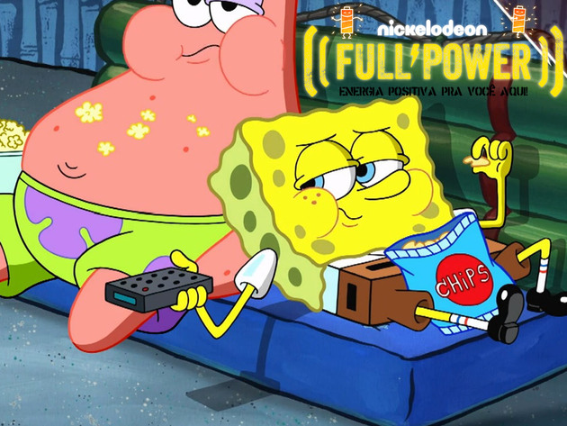 Full Power | Shorts | Bob Esponja Full Power