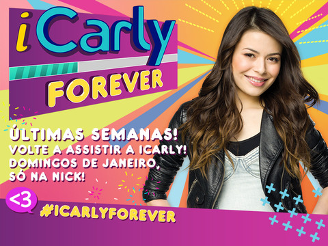 Especial iCarly