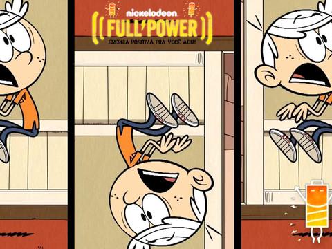 Full Power | Shorts | The Loud House Full Power