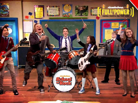 Full Power | Shorts | School Of Rock Full Power