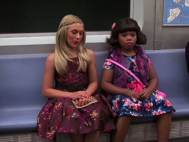 Game Shakers | SHORT | Solo se permiten chicas