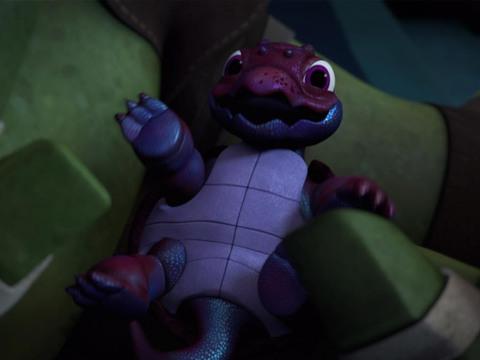 Las Tortugas Ninja | Short | Mordelón El Grande