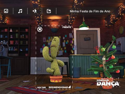Máquina de Dança - Versão Festiva