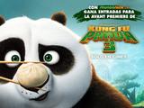 ¡Gana dos entradas para la avant premiere de Kung Fu Panda 3!