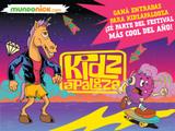 ¡Gana dos tickets para KIDZAPALOOZA!