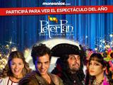 ARGENTINA: ¡Ganá entradas para ir a ver Peter Pan!