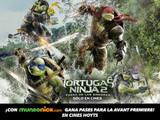ARGENTINA: ¡Gana dos entradas para Tortugas Ninja 2, Fuera de las Sombras!