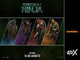 Avant Premiere - Tortugas Ninjas, la película