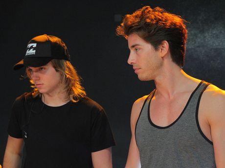 Backstage - Kids Choice Awards Argentina 2016