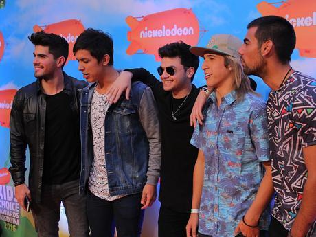 Alfombra Naranja Parte 2 - Kids Choice Awards Argentina 2016
