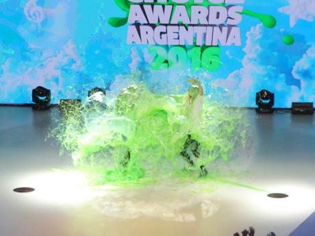 Lo Mejor del Slime - Kids Choice Awards Argentina 2016