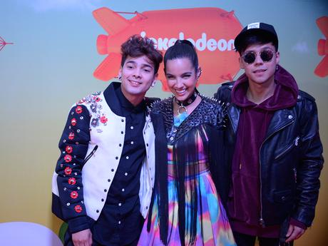 Alfombra Naranja Parte 2 - Kids Choice Awards Colombia 2016