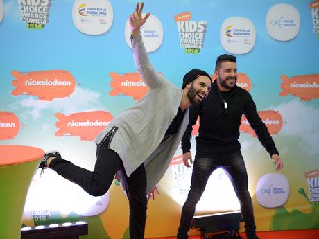Alkilados - Kids Choice Awards Colombia 2016