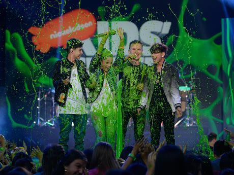 ¡Mira los grandes momentos del Slime! - Kids Choice Awards Colombia 2016