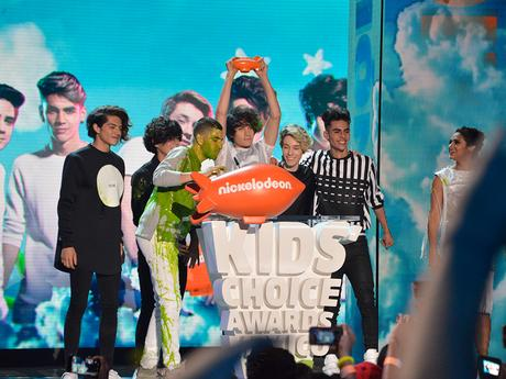 Mira a los Ganadores - Kids Choice Awards Mexico 2016