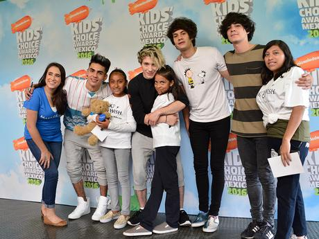CD9 Meet and Greet - Kids Choice Awards Mexico 2016