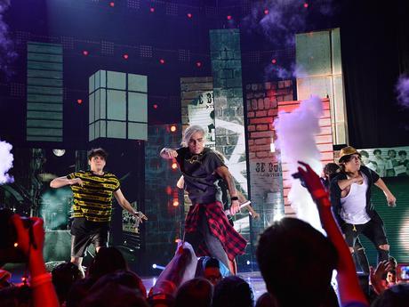 Actuaciones en Vivo - Kids Choice Awards Mexico 2016