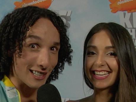 KCA MEXICO 2016 | BACKSTAGE | Entrevista Caeli