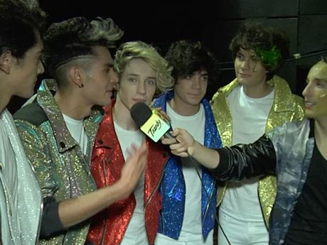 KCA MEXICO 2016 | BACKSTAGE | Final con CD9, Sebas Villalobos y Galilea