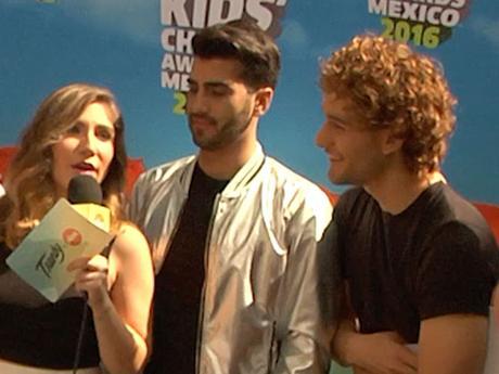 KCA MEXICO 2016   ORANGE CARPET   Entrevista Urband 5