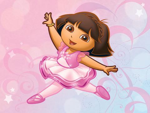 Aventura en Clase de Ballet, con Dora la Exploradora